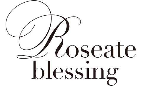 Roseate blessing